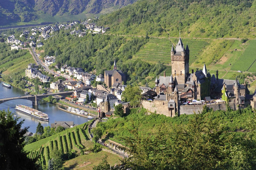 12 must see castles in germany photos and information by megan dax