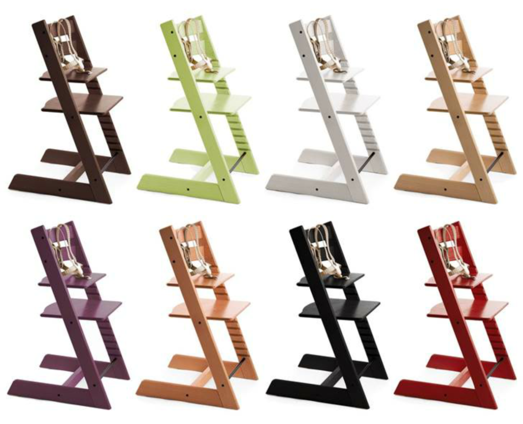 Merveilleux Stokke Tripp Trapp High Chair